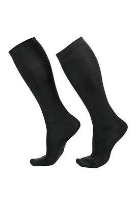 Travel Flight Socks Mens Womens Unisex Compression Anti Swelling DVT Support