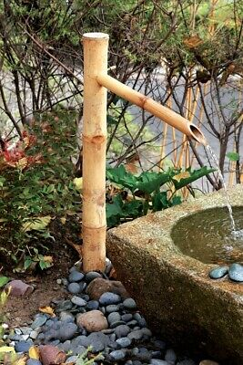 """Bamboo Accents 36"""" Traditional Spout & Pump Kit"""