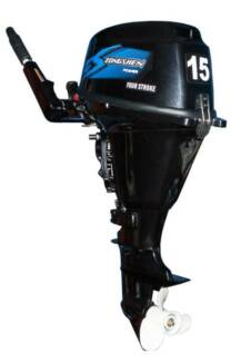 New 15HP 4-Stroke Short Shaft Outboard West Perth Perth City Preview