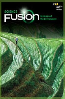 Science Fusion Module D Ecology And The Environment Teacher Edition 2017