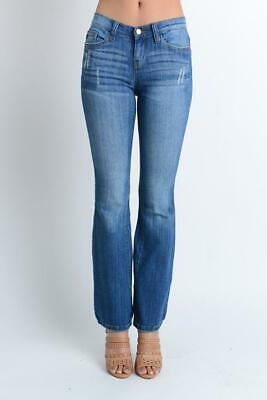 Judy Blue Boot Cut Medium Wash Denim Jeans 32