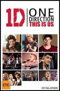One Direction - This Is Us (DVD, 2013)