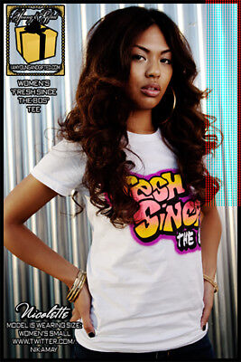 Women's Fresh Prince of Bel-air Style Fresh Since the 80's tee t-shirt - The 80's Style