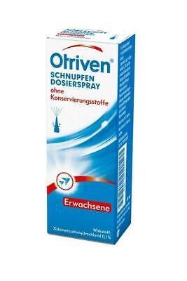 Otriven Schnupfen Dosierspray Erwachsene, o. K. 10 ml PZN: 8444541