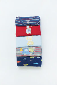 Carter's 5-pack Short-Sleeve Onsies BRAND NEW