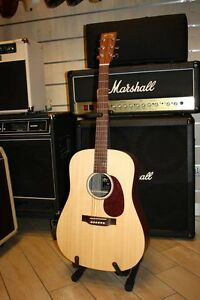 Martin DX1 Acoustic Guitar with Hardcase