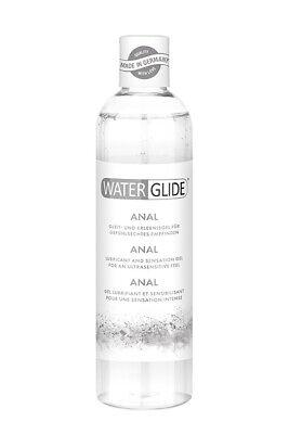 300ml Waterglide Anal Gleitgel Wasserbasis Gleitfähigkeit f leichten Analverkehr