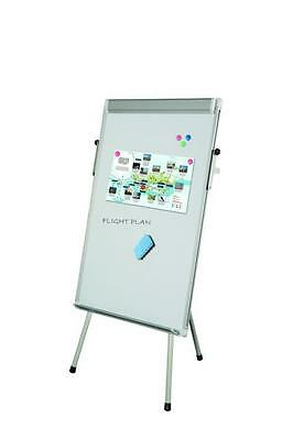 Adjustable Flipchart With Magnetic Surface Dry Erase Board 23 X 35