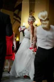 Caroline Castigliano, Belle, Size 8 Wedding Dress