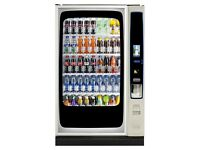 Bev Max 4 Can Bottle Vending Machine, Ideal for Protien Shakes Water etc. Brand New Delivered From