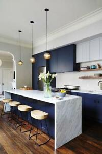 Completely Custom Kitchen Renovations for the price of IKEA. But CUSTOM!
