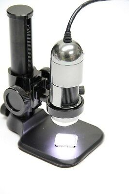 Compact Stand For Dino Lite Digital Microscopes Am4113tam4113ztam3113 Ms34b