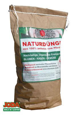 10,1 KG Plantaqenz-Naturdünger 100% Pelletierter Estiércol de Caballo Abono (1Kg