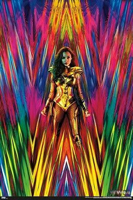 WONDER WOMAN 1984 - TEASER MOVIE POSTER 24x36 - DC COMICS 18113 Woman Art Poster