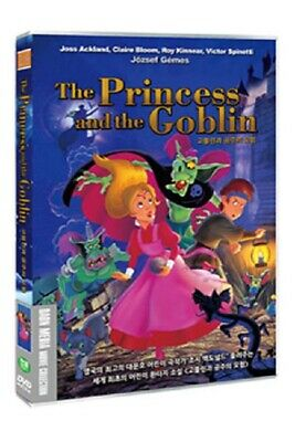 [DVD] The Princess and the Goblin (1991) József Gémes *NEW