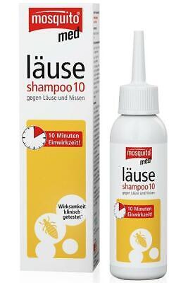 Mosquito med Läuse Shampoo 10 100 ml PZN: 10415469