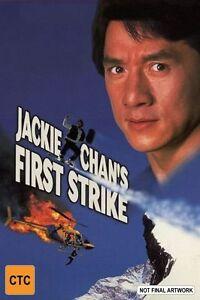 First Strike - DVD - Region 4 - M