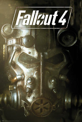 Fallout 4 Vault Forever Poster 61x91.5cm