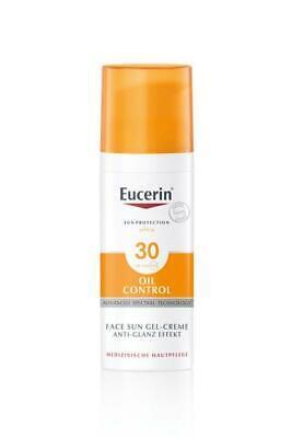 Eucerin Oil Control Face Sun Gel-Creme LSF 30 50 ml PZN: 10832658