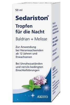 Sedariston Tropfen für die Nacht 50 ml PZN: 4218026