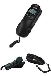 Home Corded Phone For Seniors With Caller ID Combo Telephone, Call Waiting, AT&T