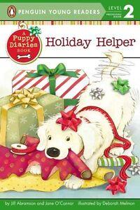 Holiday Helper by Abramson, Jill 9780448456775 -Paperback