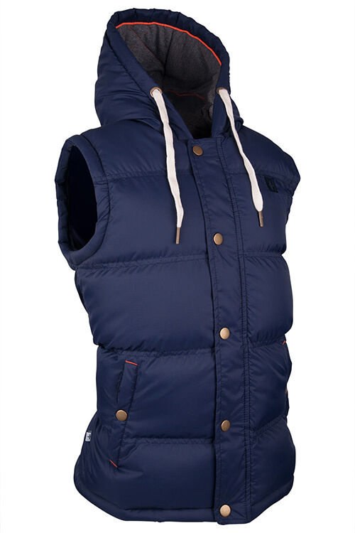 Trespass Elam Kids Gilet is a their core warm whilst giving Mountain Warehouse Rocko Kids Padded Gilet - Water Resistant Rain Coat, Microfibre Padded Vest, Two Front Pockets Childrens Jacket - Ideal Body Warmer for Boys & Girls.