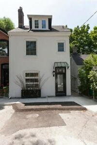 Yorkville Detached Home for Multi-Yr Lease (MUST SEE)