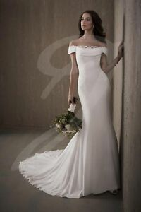 Brand New, Never Worn, Wedding Dress - Size 8