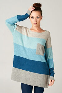 TeaElla's Snow Day TUNIC SWEATER by Love Stitch S M L Super soft dolman sleeve