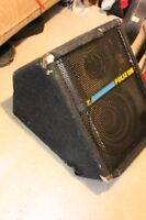 FT/FS Yorkville Monitor PA Speaker Trade For Other Music Gear!!!