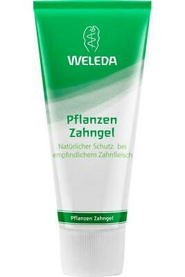 WELEDA Pflanzen Zahngel 75 ml PZN: 0506538
