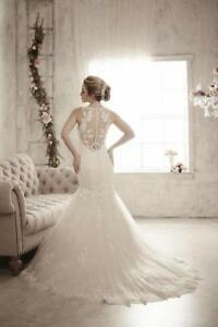 Brand New Gorgeous Wedding Dress Size 10 Available