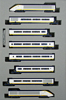 Kato 10-1295 EUROSTAR   8 Cars Set (N scale)