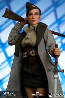 Abigail Van Helsing 1//6 Scale Triad Action Figures Neck Tie
