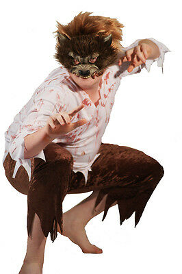 ror Vampire WEREWOLF Unisex Fancy Dress Costume - All Sizes (1980 Halloween-kostüm)