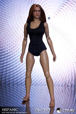 Triad Toys Hispanic Alpha Female Action Figure Body