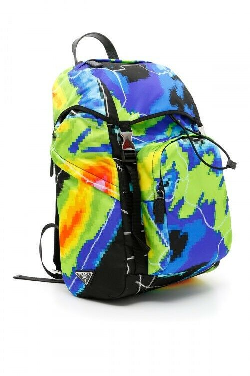 2ade081653a05f PRADA Brand New nylon backpack Multicolor | in Hyde Park, London ...