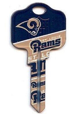 St Louis Rams NFL Oversize House Key (KW1 66)