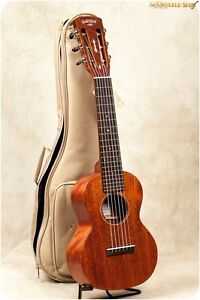 Gretsch 6 string tenor ukelele.  (Guitalele)