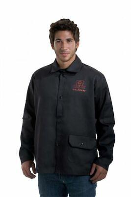 Tillman 9060 Black Fr Welding Jacket