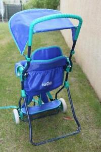 *porte bébé - baby carrier - BABIDEAL - good condition*