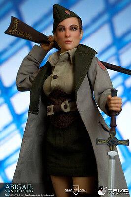 Limited Stock    Triad Toys 1 6 Dead Cell Abigail Van Helsing Female Figure