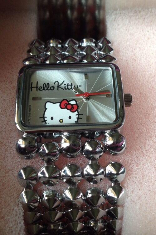 Hello Kitty Bracelet Watch