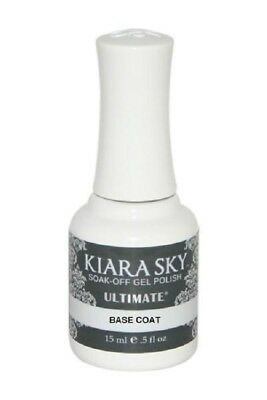 Kiara Sky Gel Polish Ultimate Base Coat 15ml