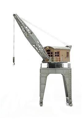 Dapol C030 Travelling Dock Side Crane Kit OO Gauge
