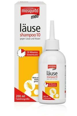 mosquito med Läuse Shampoo 10 200 ml PZN: 10415475