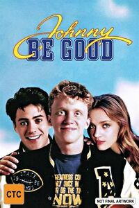 Johnny Be Good (DVD, 2005) R4 PAL NEW FREE POST