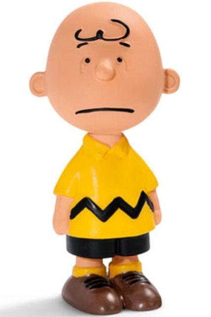 Peanuts Figura Dibujos Charlie Brown 5cm Schleich 220072