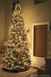 Beautiful 12 Foot Christmas Tree